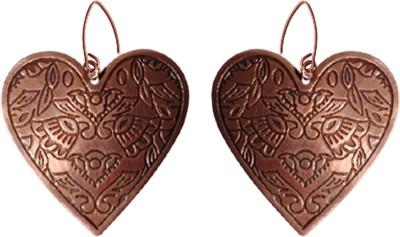 Kenway Retail Zingara Rapture Brass Dangle Earring
