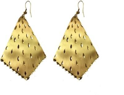 Jewel Paradise PMJPE-23 Brass Drop Earring