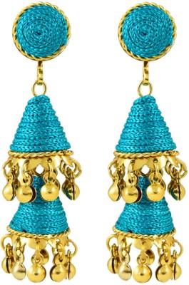Harini Cone Shape Alloy Jhumki Earring