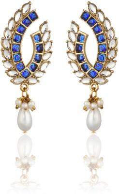 Zaveri Pearls Alloy Drop Earring