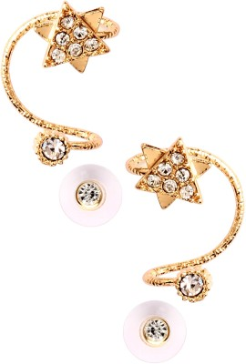 20Dresses Lost Stars Ear Clip Pair Alloy Cuff Earring