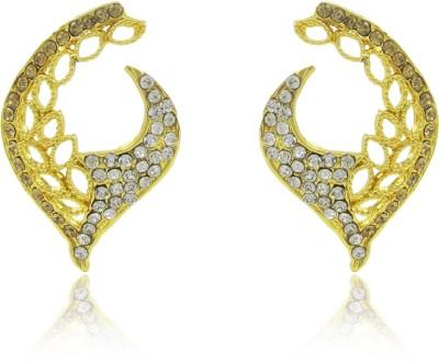 Jeweltech Wedding Designer Princess Delight Crystal Alloy Dangle Earring