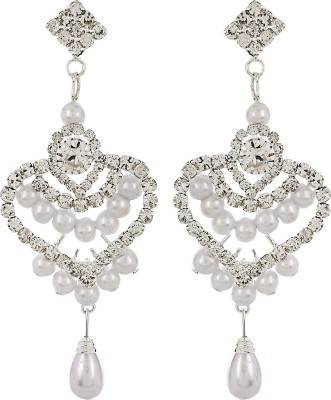 Aadyaa Collections Stylish Appeal Alloy Drop Earring