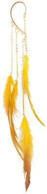 TrinketsANDTreasures Spring Sparkle Alloy Cuff Earring