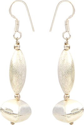 Jewel Funk Silver Coloured Abstract Alloy Dangle Earring