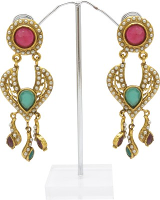 Reva RJ-225 Alloy Drop Earring
