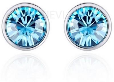 Nevi Swarovski Crystal, Crystal Alloy Stud Earring