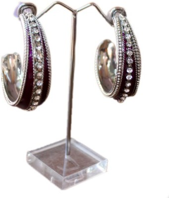 Aza Collections Sizzling Alloy Drop Earring