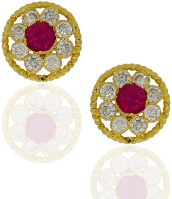 Anuradha Art Excellently Crafted Metal Stud Earring
