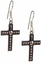 Saffron Craft Silver Collections Alloy Drop Earring best price on Flipkart @ Rs. 199
