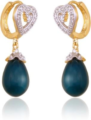 RC Designer Brass Jhumki Earring
