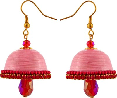 Halowishes EAR136 Paper Jhumki Earring
