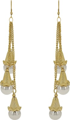 Jewels King Contemporary Alloy Drop Earring