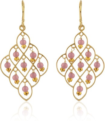 Thingalicious Vintage Style Classy Alloy Dangle Earring