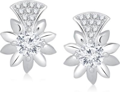 Meenaz Designer Earrings For Girls and Women Cubic Zirconia, Crystal Alloy Drop Earring