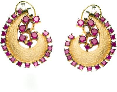 Joyas Stylish Brass Drop Earring