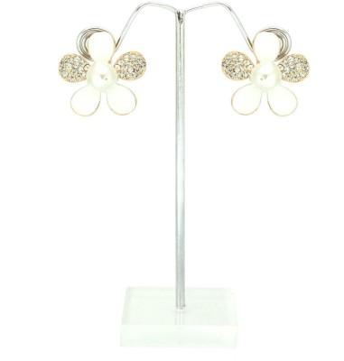 Shopaholic Fashion Shopa Moonstone Alloy Stud Earring