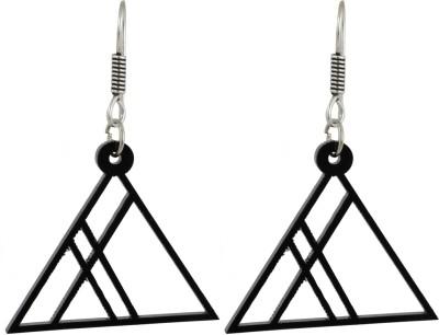 Charu Fashionz CF_26 Acrylic Dangle Earring
