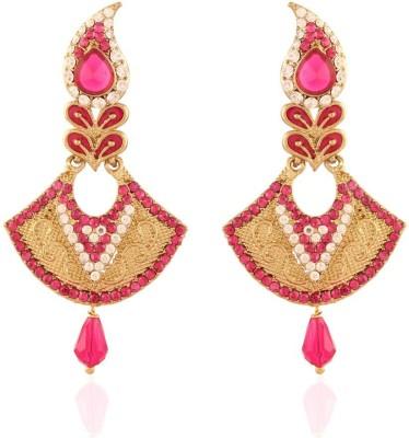 I Jewels Meenakari Alloy Drop Earring