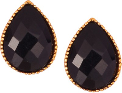 Varaagk Brass Stud Earring