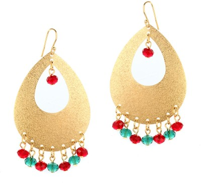 Trinketbag Alloy Chandelier Earring