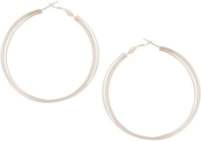 19 Likes Mystic Dew Alloy Hoop Earring