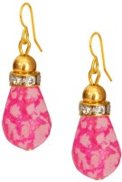 Being Women Elegant Pink Fashion Alloy Dangle Earring
