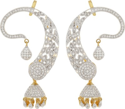 Fashionage Ethnic Appeal Alloy Cuff Earring