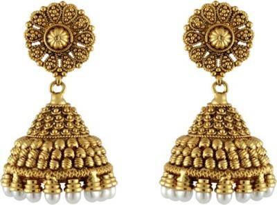 CatchMe Sona Alloy Jhumki Earring