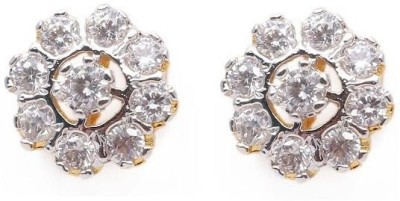 Vanshika Jewels beautiful flower shaped Alloy Stud Earring