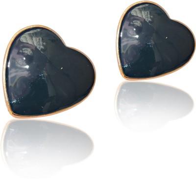 Cultural Fusion Beautiful Heart Alloy Stud Earring