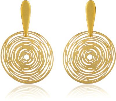 Thingalicious Dangler Metal Drop Earring