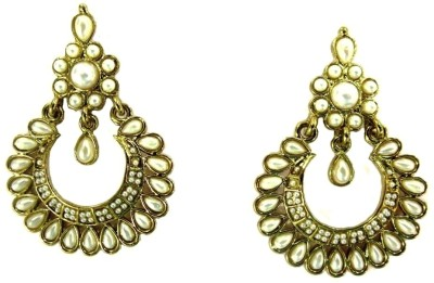 Deco Junction Alloy Dangle Earring