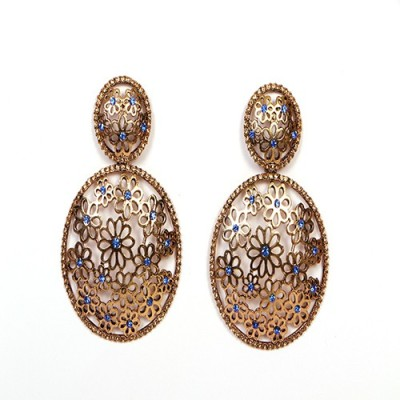 Johara Fashion Metal Drop Earring
