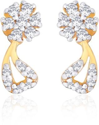 Karatcraft Manera Gold Drop Earring