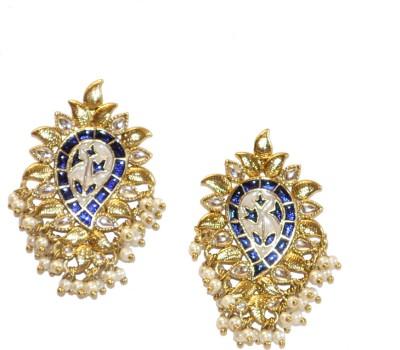 Women Trendz Metal Stud Earring