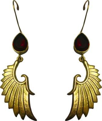 zenith jewels princess26 Brass Chandelier Earring