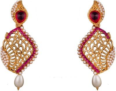 R18Jewels-Fashion&U Royal Princess Aishwaraya Metal Drop Earring