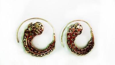 zenith jewels princess61 Brass Stud Earring