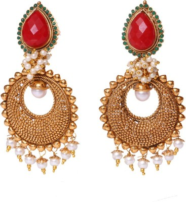Sardarji Bentex Walley Alloy Drop Earring