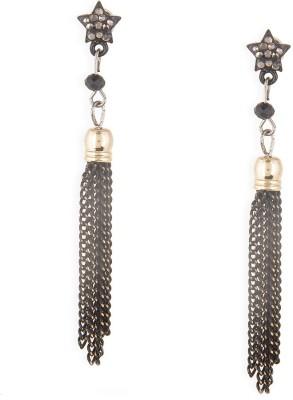 Ayesha Metal Tassel Earring
