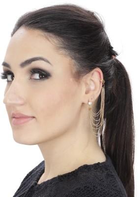 Joel ES042 Metal Cuff Earring