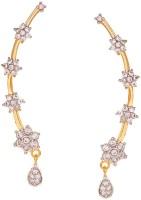 Jewels Galaxy Sparkling1105 Alloy Cuff Earring