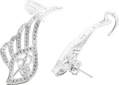 Vummidi Bangaru Chetty & Sons Etique Sterling Silver Cuff Earring