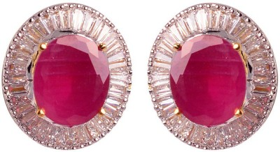 Swanvi Trendy And Lovely Crystal Alloy Stud Earring