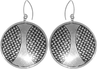 Kenway Retail Zingara Fascination Brass Dangle Earring