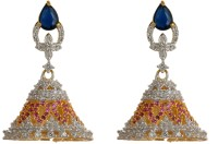 Luxor Brass Jhumki Earring