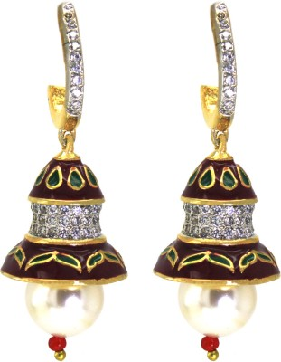 Prisha Collection Alloy Jhumki Earring