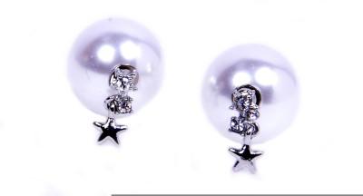 Arc Fashion Delicate Star Alloy Plug Earring
