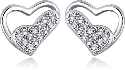 Alamod ALER 5071 Cubic Zirconia Brass Stud Earring